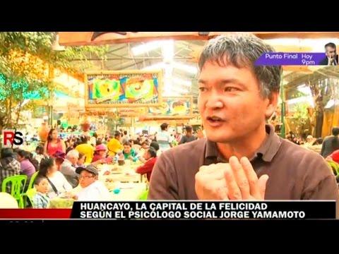Huancayo: La capital de la felicidad en el Perú