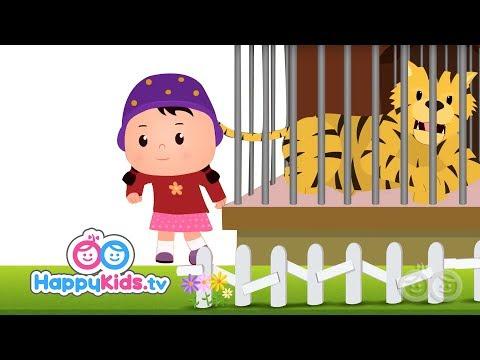 Eeny, Meeny, Miny, Moe - Nursery Rhymes For Kids And Children | Baby Songs | Happy Kids