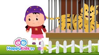 Eeny, Meeny, Miny, Moe - Nursery Rhymes For Children