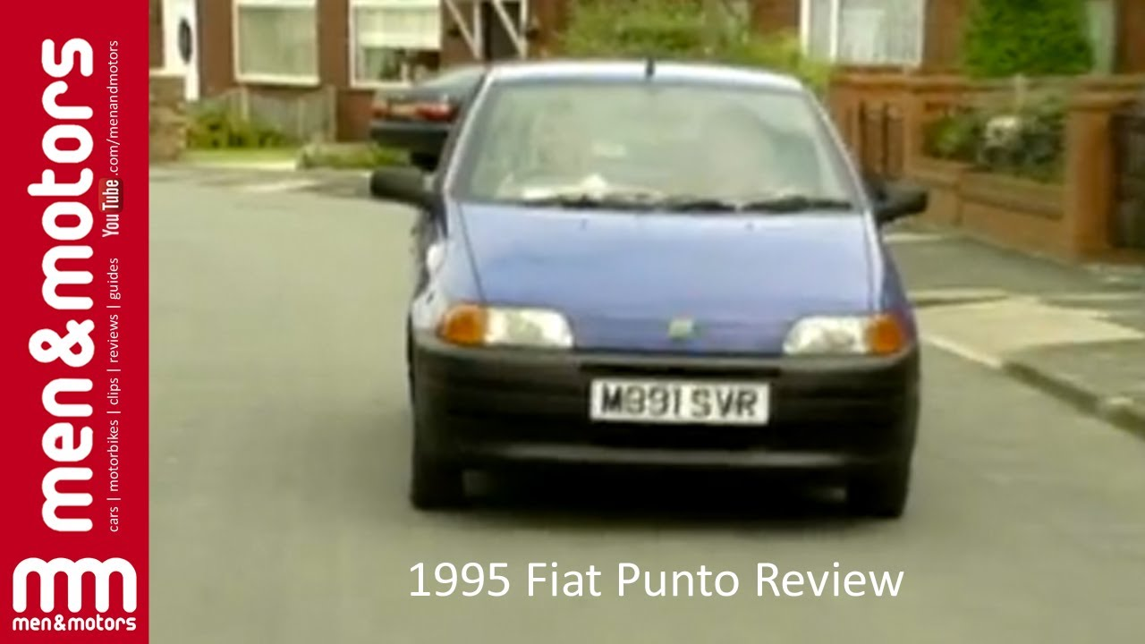 1995 Fiat Punto Review Youtube
