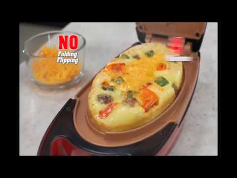 Red Copper 5 Minute Chef Commercial As Seen On TV