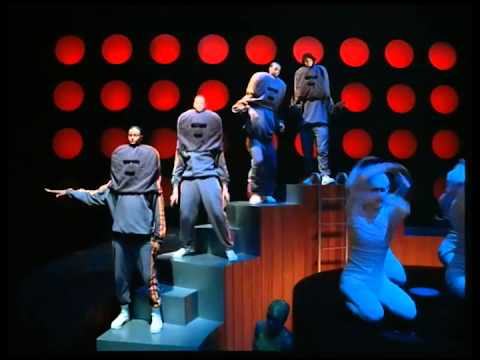 """Daft Punk/ Michel Gondry's """"Around the World"""" -IN REVERSE! (NOT official video)"""