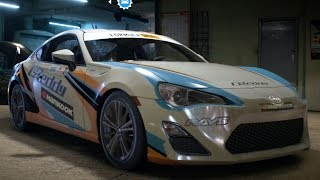 Scion FR-S 2014 - Need For Speed 2016 - Test Drive Gameplay (PC HD) [1080p60FPS]