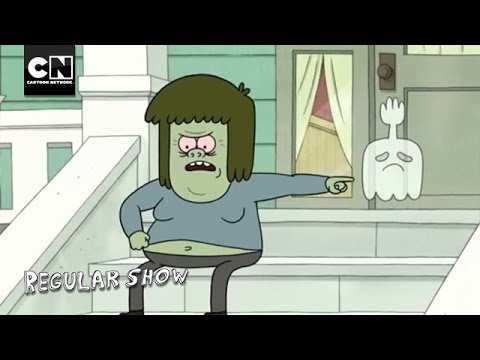 Mad Muscle Man I Regular Show I Cartoon Network Youtube