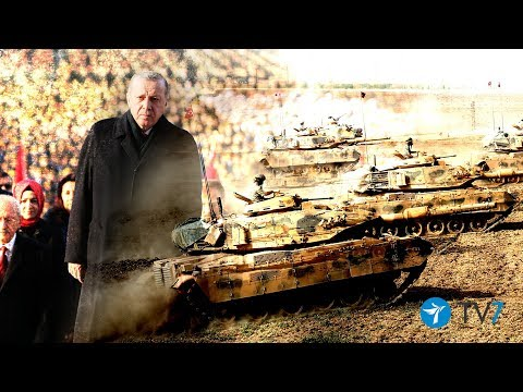 Turkey and the Kurdish  militias in Syria - Jerusalem Studio 307