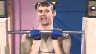Jim Carey-Workout