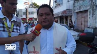 Inician las fiestas patronales de San Juan Bautista Tuxtepec| TELET.