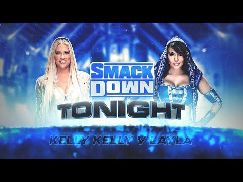 WWE 2K20 Universe Mode  - SDL - Kelly Kelly v Layla