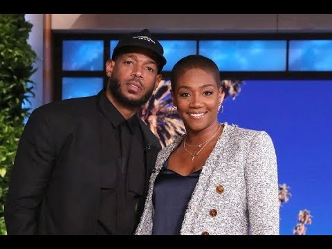 Tiffany Haddish Welcomes Marlon Wayans While Filling In As Guest ...