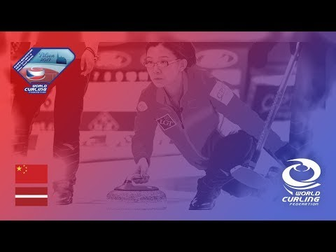 China v Latvia - Women - Olympic Qualification Event 2017