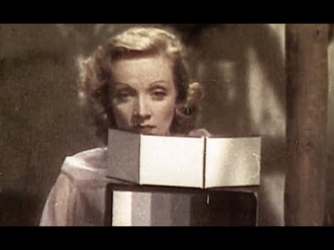 Marlene Dietrich's Deleted Song from
