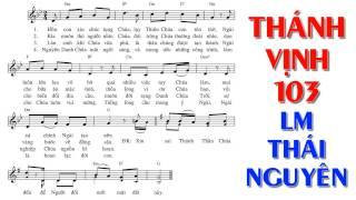 [Đáp Ca] Thánh Vịnh 103 - Lm Thái Nguyên - Lễ Chúa Thánh Thần Hiện Xuống