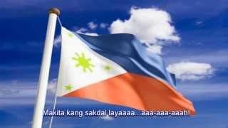 "Filipino Song - ""Bayan Ko"" by Freddie Aguilar (with Lyrics) [HD]"