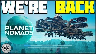 Planet Nomads Ep 1 Season 2! A New Beginning | Z1 Gaming