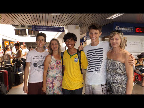 AFS Exchange Year in Brazil