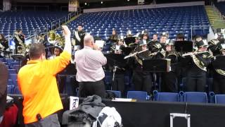 WPLR Toy Drive - Jonathan Law High School Marching Band - December 06, 2013