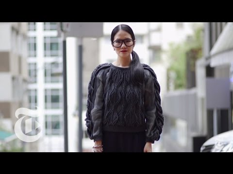 Street Fashion in Hong Kong | Intersection | The New York Times thumbnail