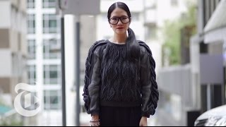 Street Fashion in Hong Kong | Intersection | The New York Times