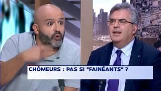 Débat entre Jacques Marilossian et Benjamin Amar de la CGT (LCI)