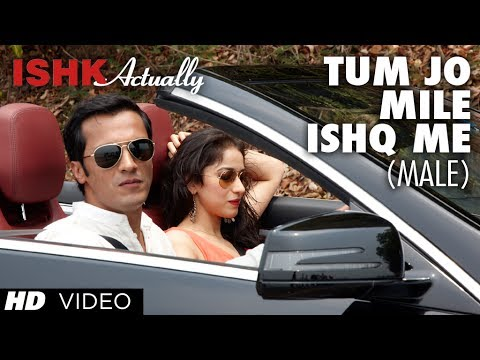 Download TUM JO MILE ISHQ ME (Male) FULL VIDEO SONG | ISHK ACTUALLY
