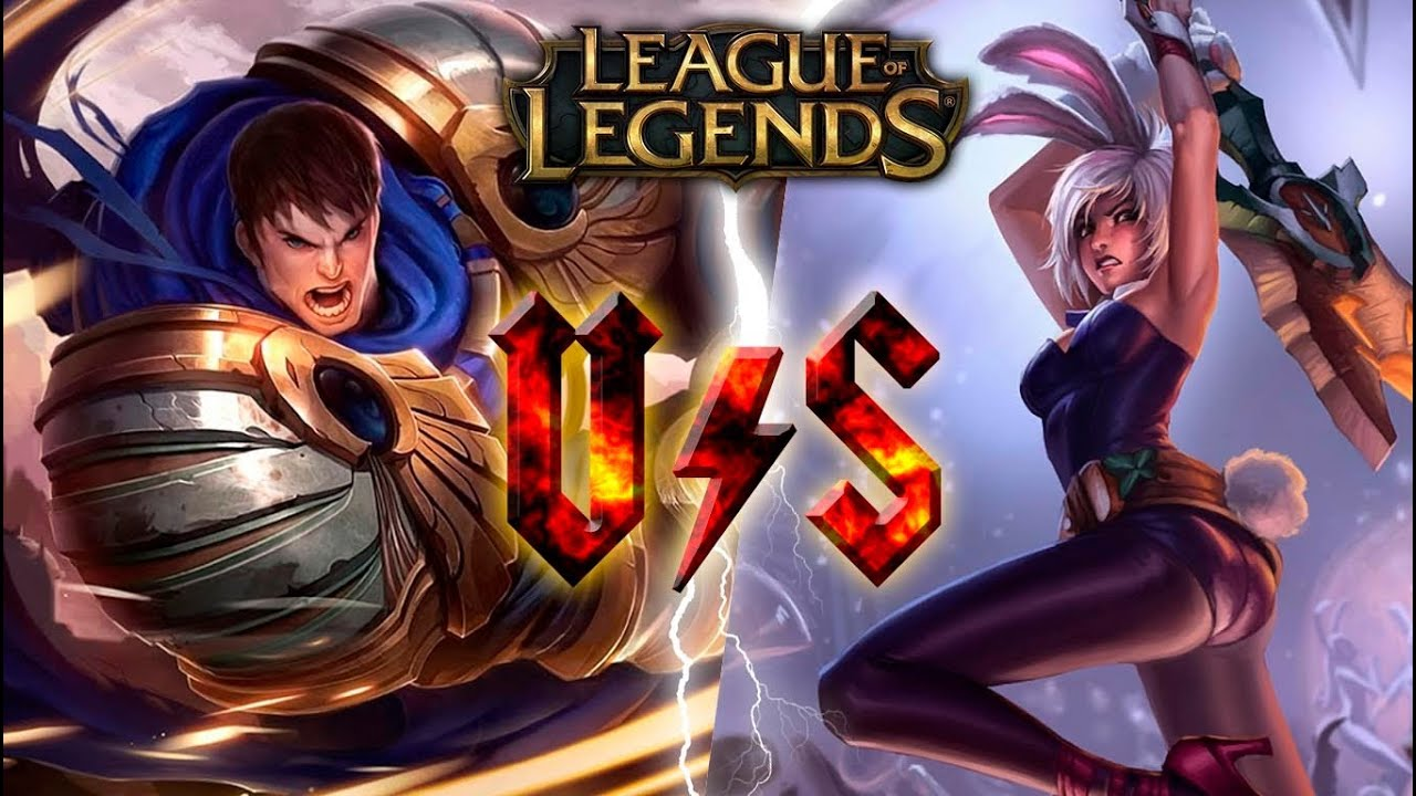 Garen and riven images galleries with for Upullandpay