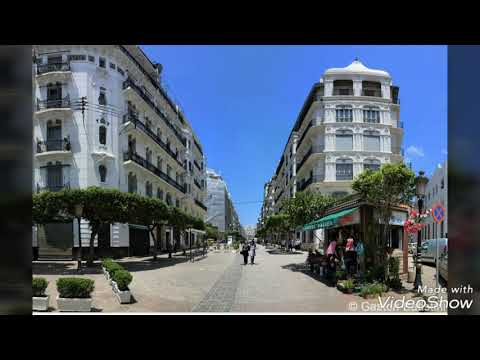 Algeria _algeirs (I recommend you visit this beautiful place in North Africa)