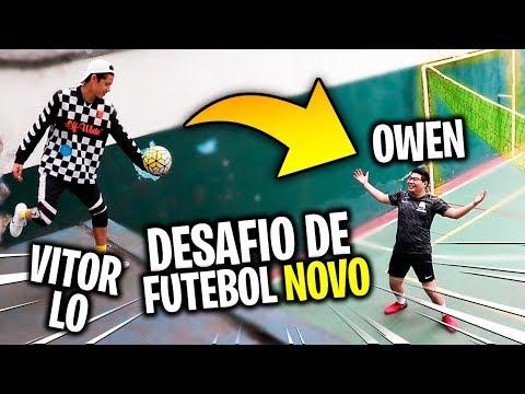 INVADIMOS A CASA DO OWEN PRA GRAVAR UM DESAFIO NOVO!!!