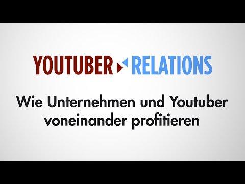 Youtuber Relations Studie - Übersicht