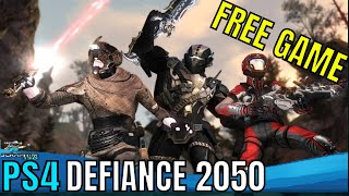 Defiance 2050 : PS4 - First Impressions - FREE MMO - PSN GAME!!!!