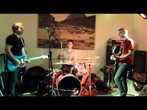 Kestrels - The Past Rests - Wolstenholme Creative Space - Sound City Liverpool - 19th May 2012