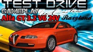 Test Drive Unlimited 1 Gameplay español Alfa GT 3.2 V6 24V RAXYLAND