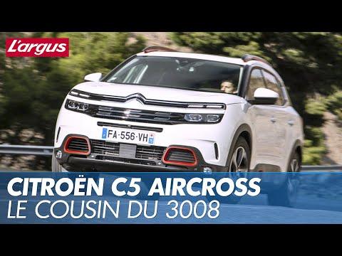 Essai Citroen C5 Aircross : les trois qualités et trois défauts du cousin du Peugeot 3008