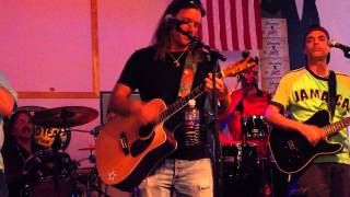Chris Sacks Band performing Brown Eyed Girl