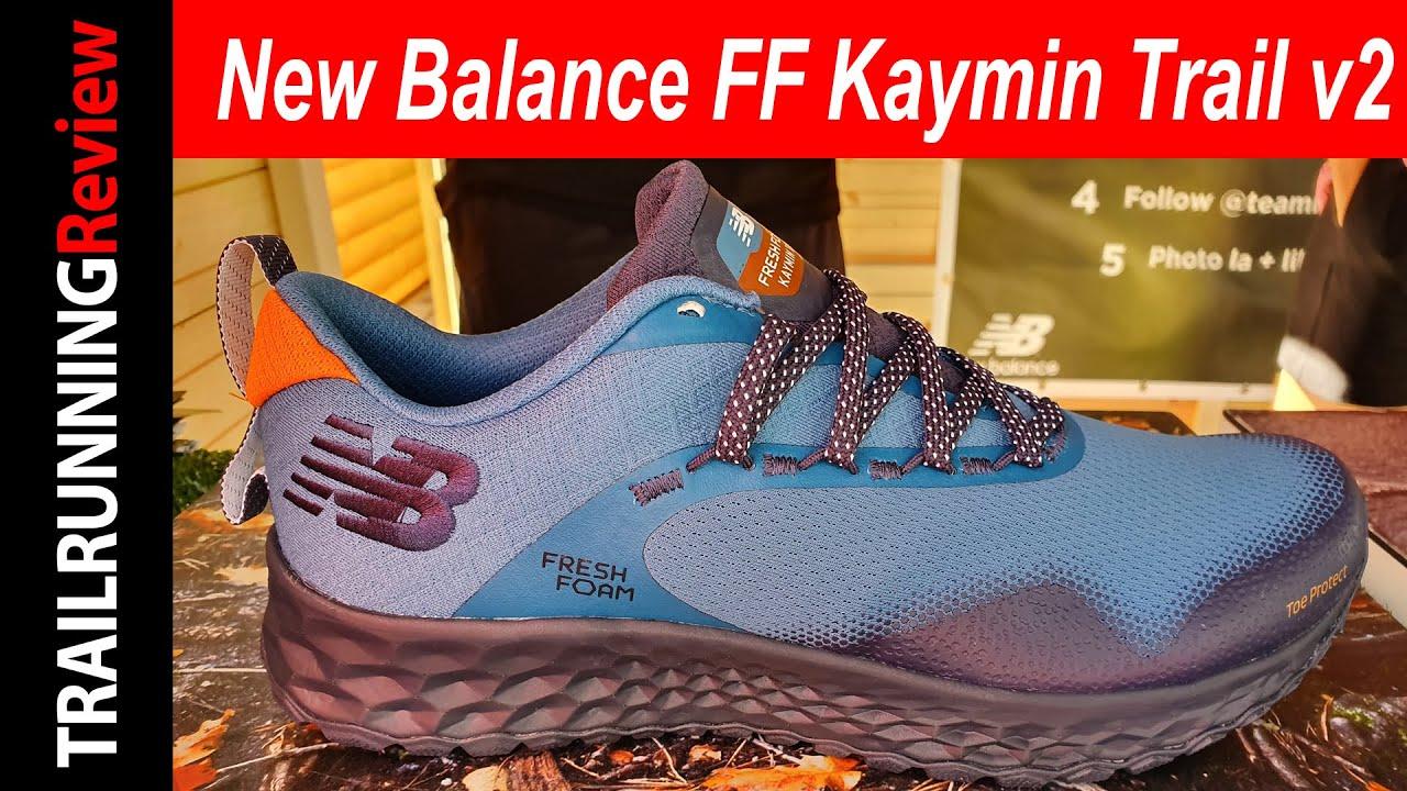New Balance Fresh Foam Kaymin Trail v2