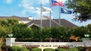 Lexington Apartments Bossier City, LA