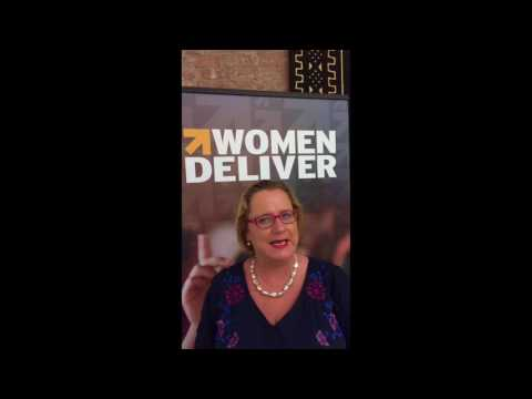 Katja Iversen  - Message to Women In Media Network (WIMN)
