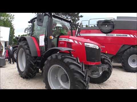 MASSEY FERGUSON 2020 tractors quick look