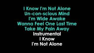 Alan Walker Alone Karaoke