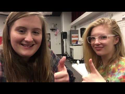 A Typical Day at Allendale High School (Vlog 1)