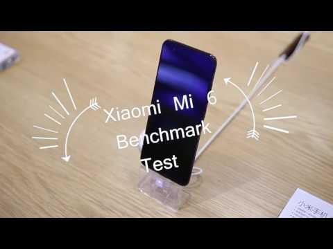 Xiaomi Mi6 AnTuTu and Geekbench Test !  Awesome 👍