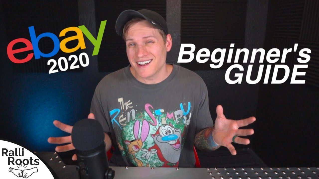 How To Sell On Ebay For Beginners 2020 Step By Step Guide Youtube