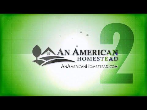 Season 2 Episode 6 - An American Homestead - Sheep & Solar Shower