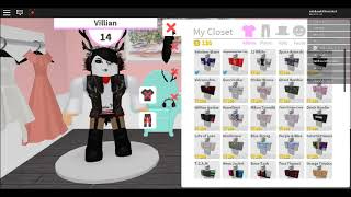 ROBLOX: Fashion Famous! | OMIGAW SO HAWT! #1