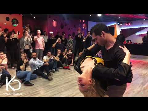 Kiko & Christina / No hay nadie mas - Pablo Dazan (DJ Alejandro) / BACHATA SENSUAL IN FRANCE