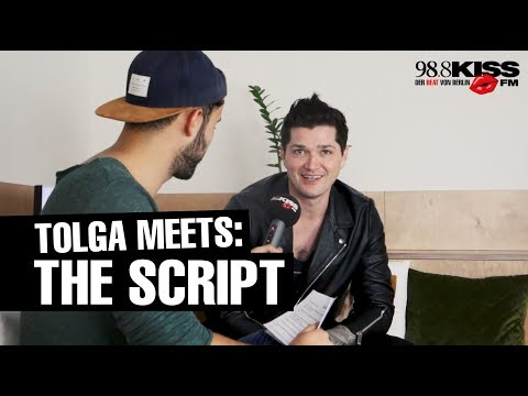 THE SCRIPT - Freedom Child & MICHAEL JACKSON feierte unsere Musik