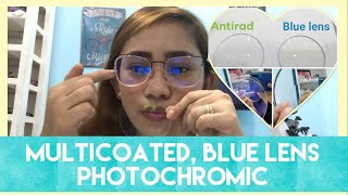 DIFFERENCE BETWEEN ANTI RADIATION LENS & BLUE LENS