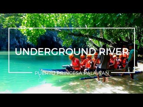 Puerto Princesa Subterranean Underground River Palawan