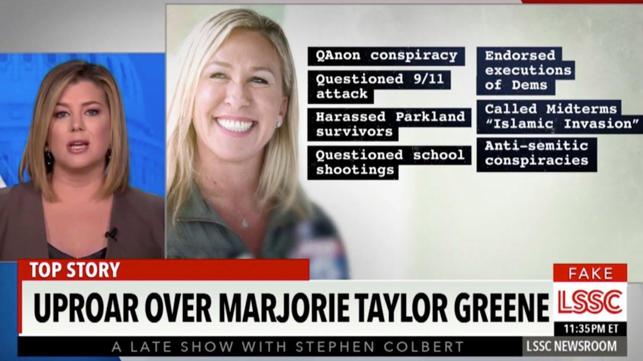 Download Marjorie Taylor Greene's Conspiracy Theories, In Song