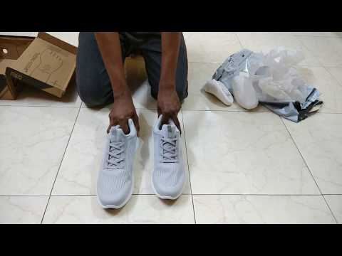 CREW STREET RUNNING SHOES BY #myntra online shopping very fast delivery & good deal & Review