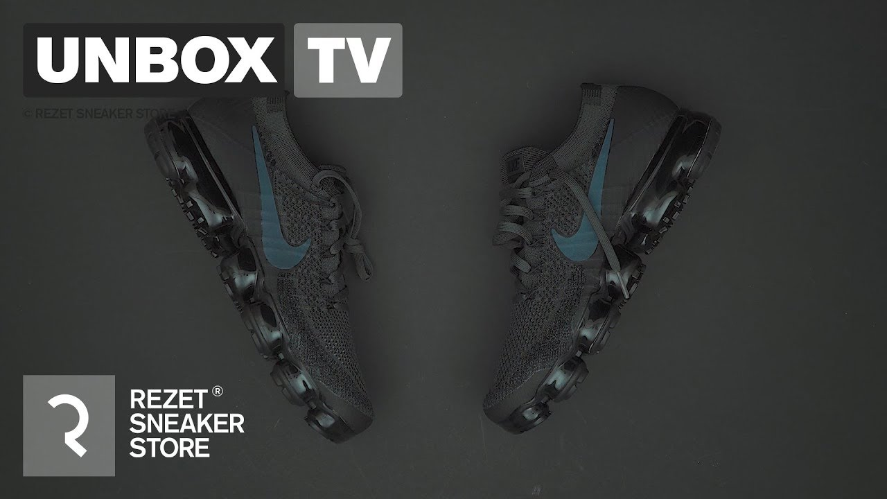 Unboxing - Nike Air Vapormax